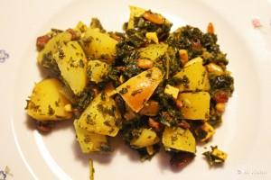 Grünkohl-Kartoffel-Curry