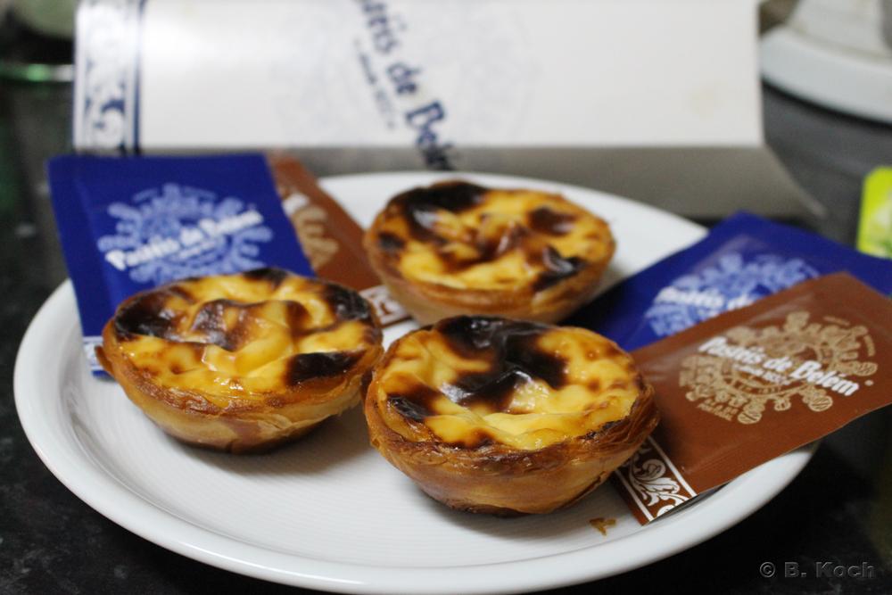 Kleine kuchen portugal
