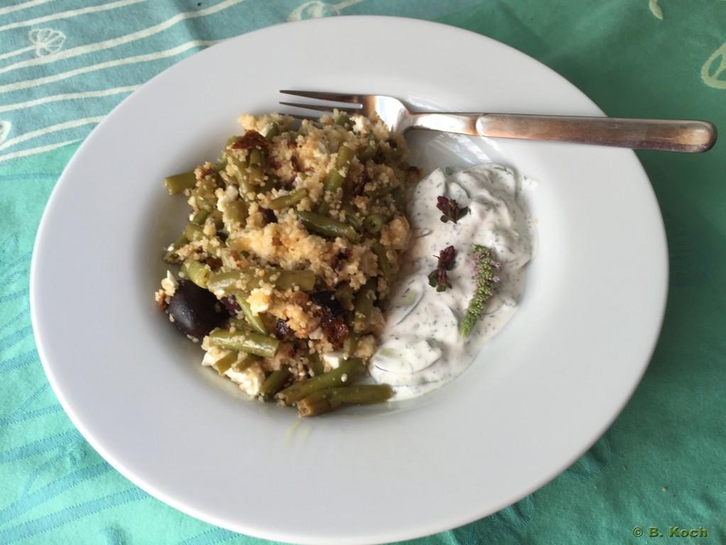 bohnen-couscous
