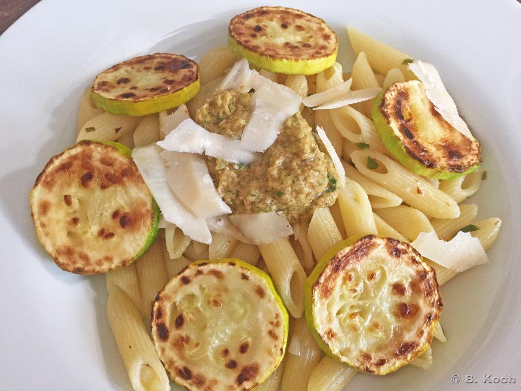 penne-zucchini-rucola