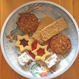 Berliner Brot Weihnachtsgebäck.Berliner Brot Brittas Kochbuch
