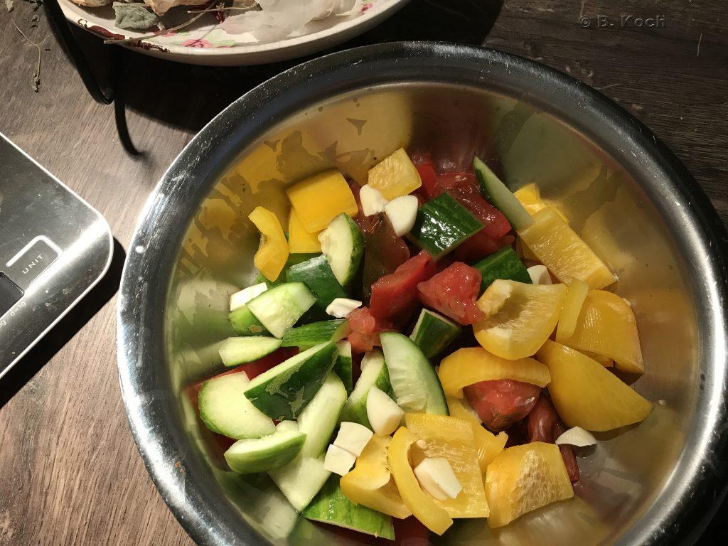 Veggie Sommerküche : Wirrettenwaszurettenist u leichte sommerküche brittas kochbuch