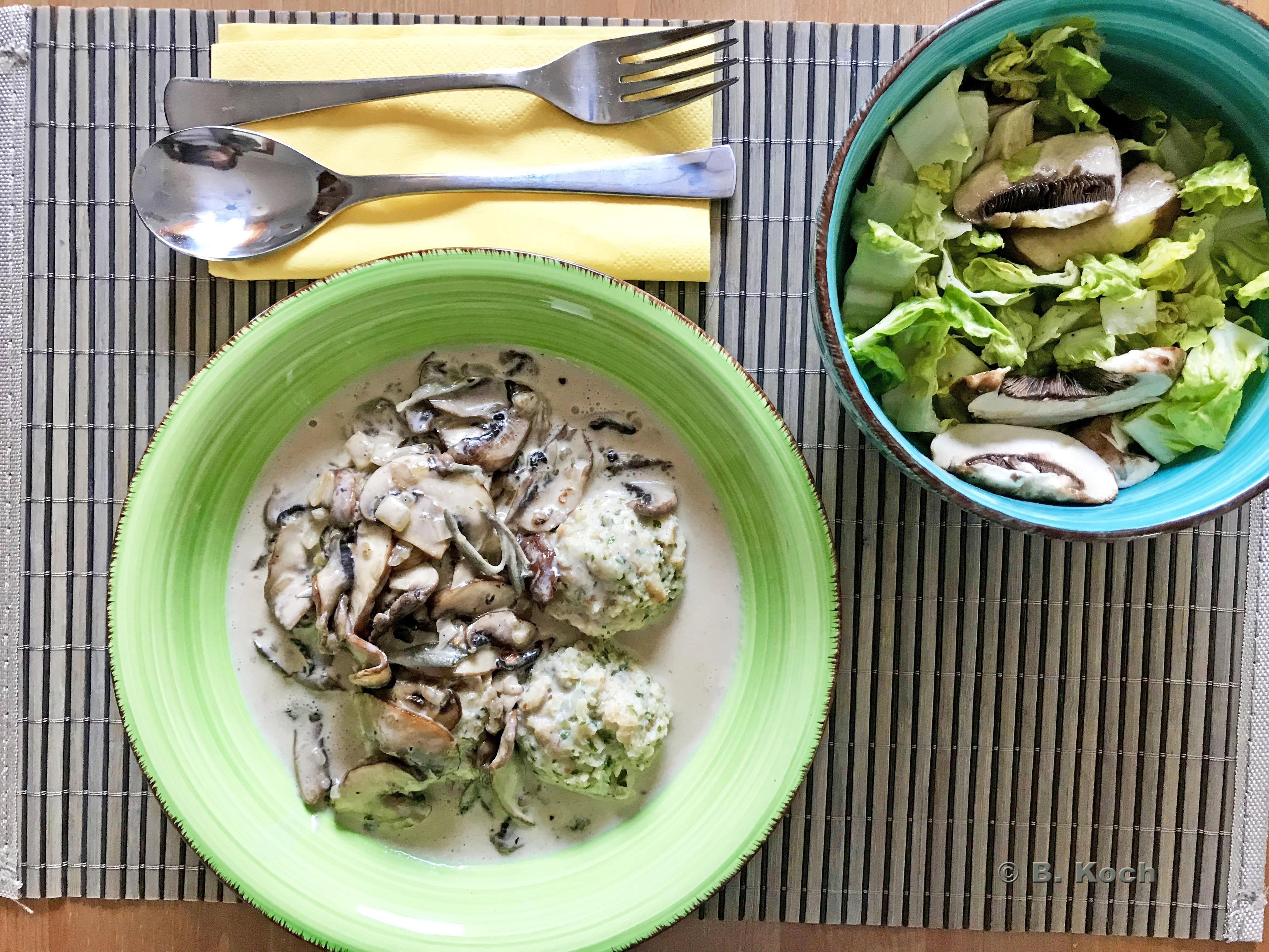 grüner Salat   Brittas Kochbuch